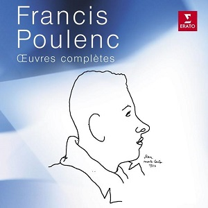 La musique religieuse de Poulenc, Groupe Vocal de France, (Direction John Alldis, Orgue Marie-Claire Alain)